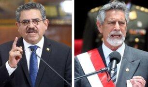 ¿Corresponde entregar pensión vitalicia a Manuel Merino y a Francisco Sagasti?