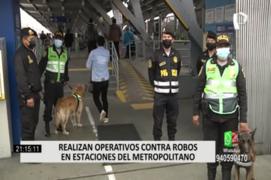 Independencia: policía captura a ladrones tras denuncia de robos en el Metropolitano