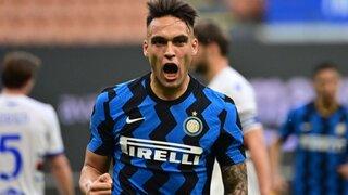 Lautaro Martínez se queda en el Inter de Milán y va por la Champions