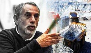 Francke: reforma tributaria para la minería no afectará competitividad