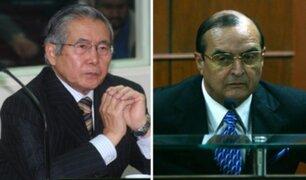 Presidenta del Congreso en contra de la propuesta de cremación de los restos de Fujimori y Montesinos