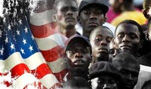 Miles de migrantes haitianos son deportados de EEUU