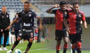 Sport Boys cayó ante Melgar por la mínima diferencia en el estadio Alberto Gallardo
