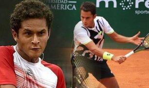 Tenis: Juan Pablo Varillas cayó en la final del Challenger de Ambato