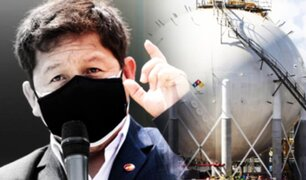 Gas de Camisea: Premier Bellido informó que se está iniciando proceso de renegociación