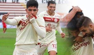 Universitario de Deportes venció 3-1 a Sport Huancayo por la jornada 13 de la Fase 2