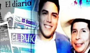 ¡Exclusivo! Nuevos medios creados por militantes de Perú Libre afines al Gobierno