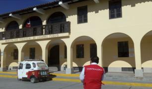 Contraloría detectó compra irregular de canastas navideñas en Ayacucho