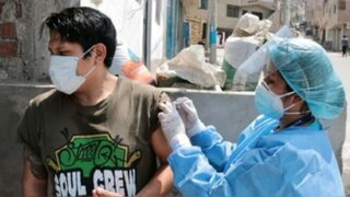 Ate: Minsa vacunó a más de 600 personas tras detección de variante delta plus