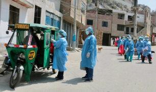 Covid-19: Minsa refuerza cerco epidemiológico para hallar casos de variante delta plus