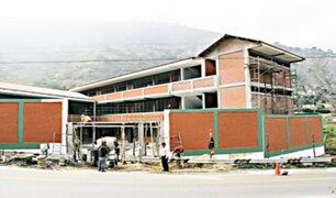 Gobierno: transfiere más de S/92 millones para obras del sector Educación en regiones