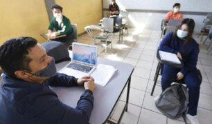 Surco: Minedu suspende clases en colegio por caso positivo de Covid-19