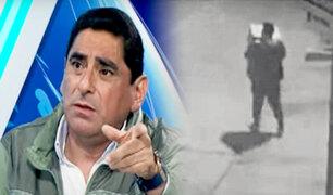 """Carlos Álvarez """"indignado y molesto"""" tras liberación de ladrones que robaron donativos"""