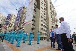 Ministerio de Trabajo: transfieren S/ 92 millones a EsSalud para garantizar atención de Villa Panamericana