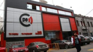 """IRTP responde a Silva: """"TV Perú sirve a todos sin preferencias ideológicas ni ocultamiento de hechos"""""""