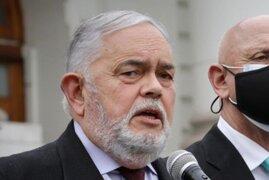 """Montoya sobre moción censura contra Maraví: """"La mayoría de bancadas están de acuerdo"""""""