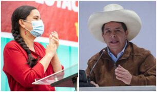 """Verónika Mendoza tras reunión con Castillo: """"Hemos planteado cinco cambios urgentes"""""""