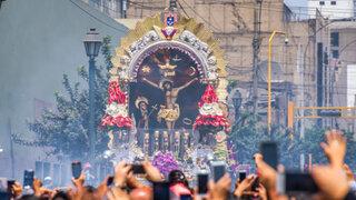 Arzobispado de Lima anunció que no habrá procesión del Señor de los Milagros este 2021