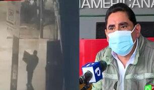Carlos Álvarez indignado por liberación de sujetos que le robaron donaciones