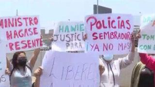 VMT: familia de estudiante detenido por supuestamente participar de robo, piden justicia