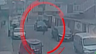 Rímac: falsos pasajeros asaltaron a taxista