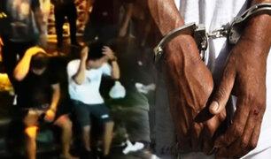 Vecinos capturan y golpean a dos ladrones en Iquitos