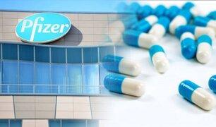 Pfizer inició pruebas de una píldora para prevenir la covid-19