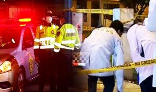 Sicarios asesinan a un hombre de disparos en la cabeza en el Callao