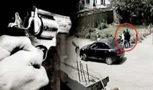 ¡Cuidado! falso taxi negro asalta al azar en San Martín de Porres