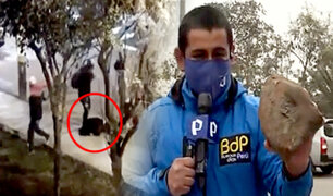 Muerte absurda: joven es asesinado por borrar pinta de la U en SJM