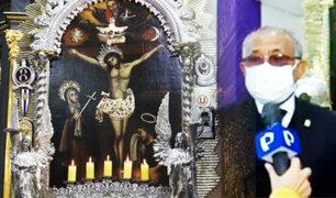 """""""Señor de los Milagros"""" no saldrá en procesión por segundo año consecutivo"""