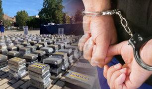 Cae la mayor red de distribución de cocaína en Europa