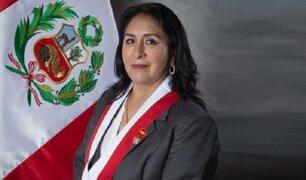 Katy Ugarte: Congresista de Perú Libre fue declarada reo contumaz y ordenan su captura