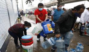 Congreso: Fiscalización cita al ministro de Vivienda por desabastecimiento de agua en SJL