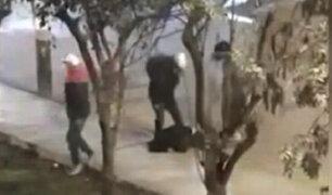 SJM: hincha de Alianza Lima fue asesinado por borrar pintas de la U