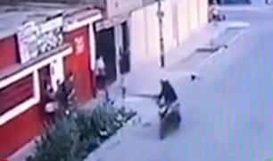 Los Olivos: robos al paso tienen preocupados a los vecinos