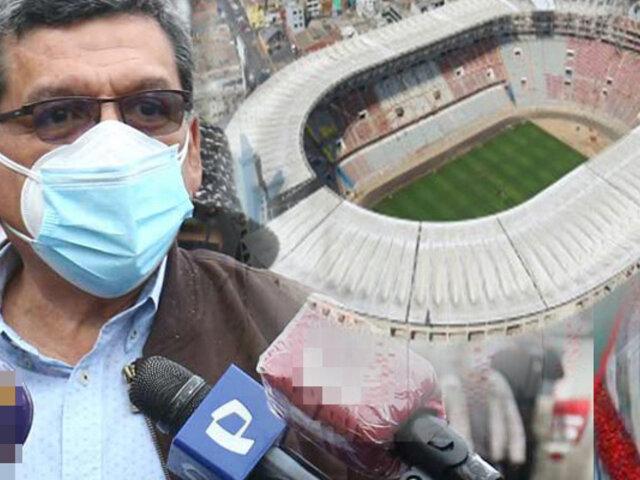 Selección Peruana: Ministro de Salud confirmó presencia reducida de público en el estadio
