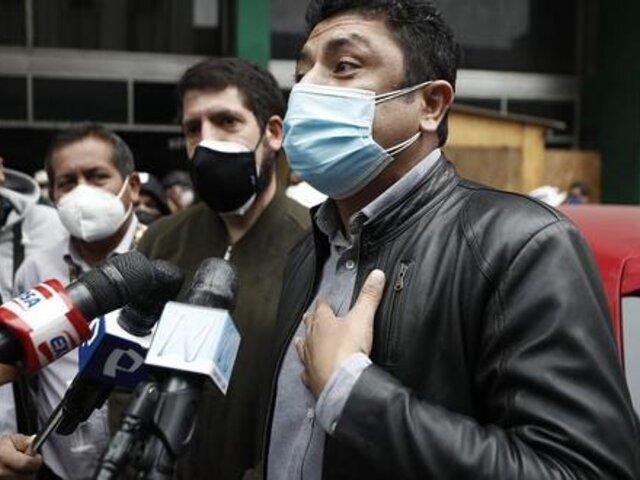 """Congresista Bermejo: """"Esperemos que las cosas se calmen al interior de Perú Libre"""""""