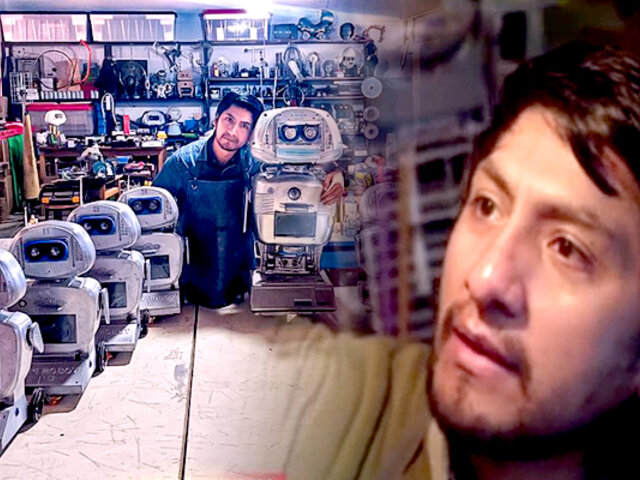 """Profesor Velásquez, creador de 'Kipi': """"un robot jamás va a sustituir a un docente"""""""
