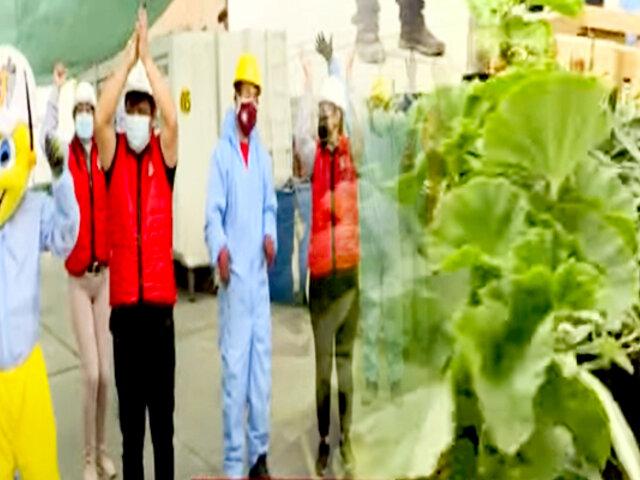 """""""Abejitas recicladoras"""": conozca el equipo que cuida el medio ambiente con el 'Eco trueque'"""
