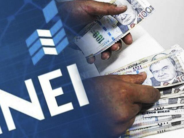 Inflación de setiembre fue la más baja llegando 0.57%. según INEI