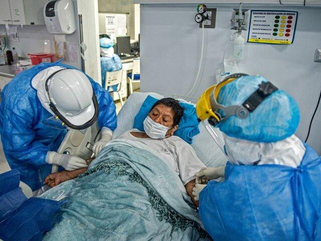 COVID-19: 19 muertos y 133 casos se registran en últimas 24 horas, reporta Minsa