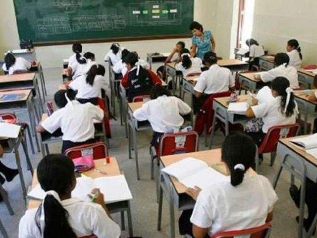 Tumbes: 14 colegios de la región reabrieron sus puertas