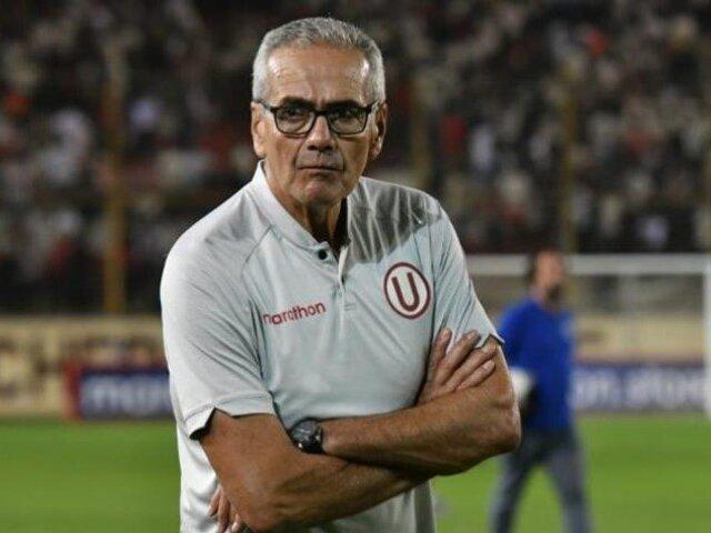 De vuelta a casa: Gregorio Pérez es nuevo entrenador de Universitario de Deportes