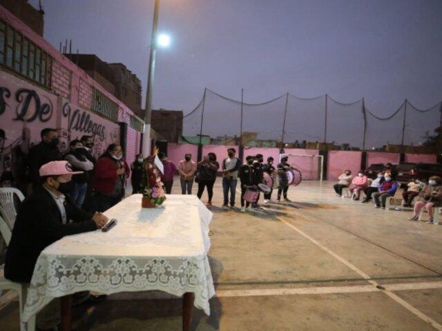 Premier Bellido se reunió con asociación Mujeres Empoderadas del Callao