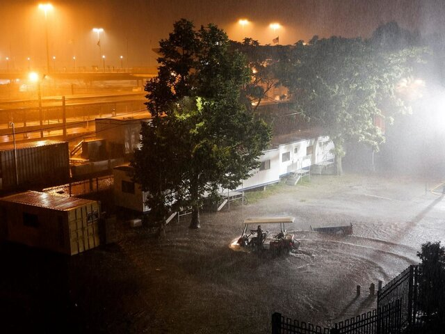 EEUU: Nueva York declaró emergencia tras inundaciones por restos de huracán Ida