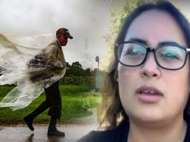 Peruanos en Nueva York sufren estragos tras el huracán Ida