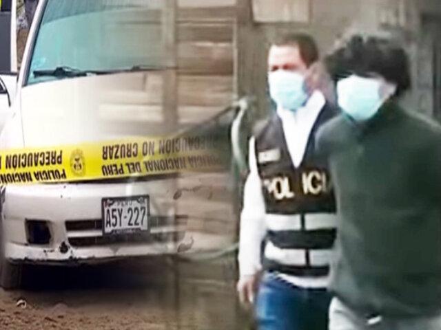 "Caen cuatro implicados en ""Masacre de Ancón"""