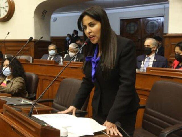 Patricia Chirinos reveló que dio positivo a Covid-19