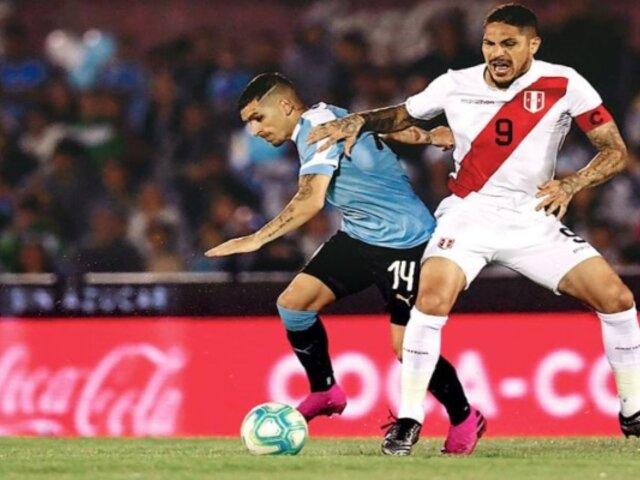 Perú vs. Uruguay empatan 1-1 por la fecha 9 de las Eliminatorias Qatar 2022